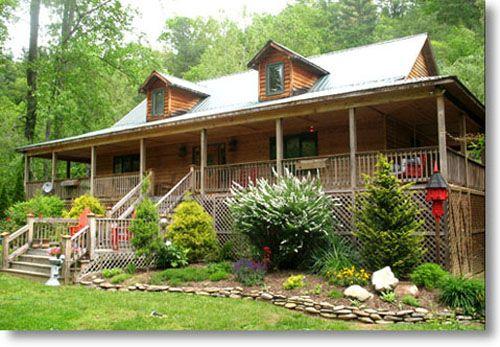 Best 25 north carolina cabin rentals ideas on pinterest - 4 bedroom cabins in north carolina ...
