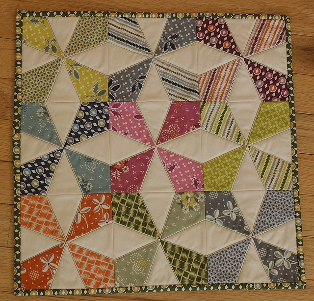 10 Best Images About Periwinkle Star Quilts On Pinterest