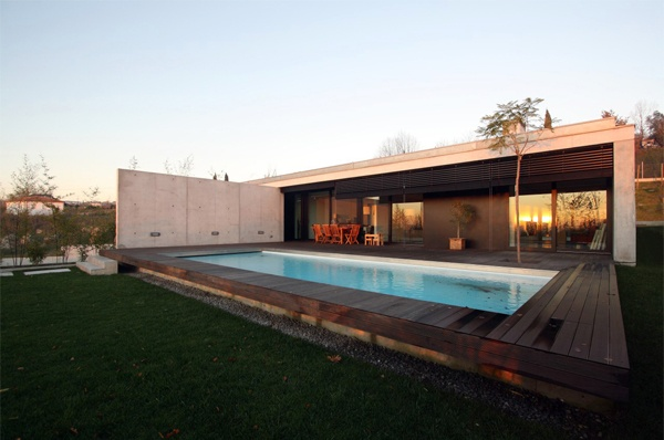 Pitágoras Arquitectos - Portugal; Casa L09