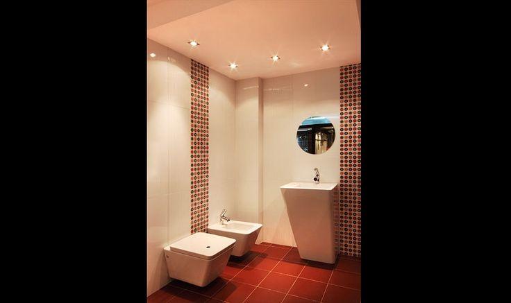 Nowoczesna wc