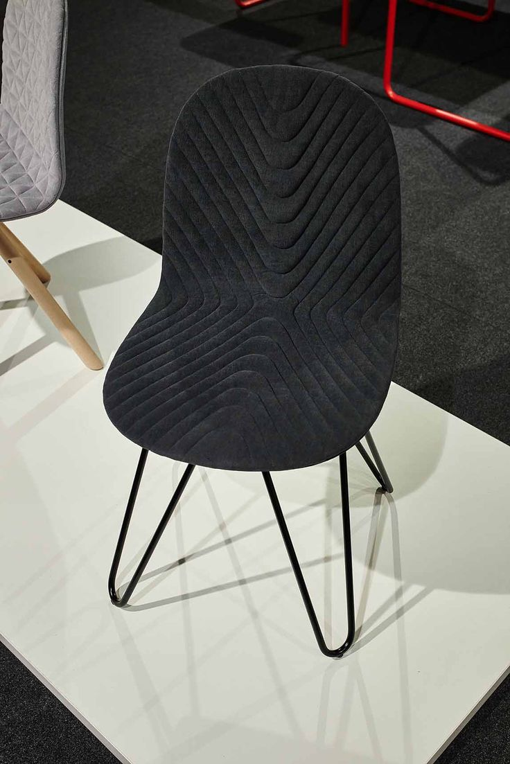 Mannequin III chair was presented on the exhibition in IWP in Warsaw