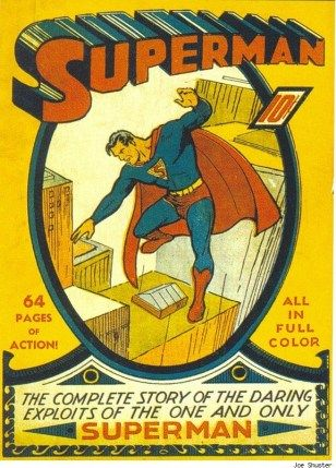 Best Art Ever (This Week) – Superman 75th Anniversary Edition