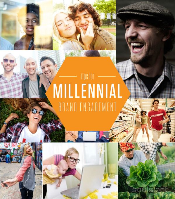 "They are 86 million strong. They possess $170 billion in spending power. And 39% have tattoos.  Learn how to ""speak Millennial"" here! http://bit.ly/1r2H5Px"