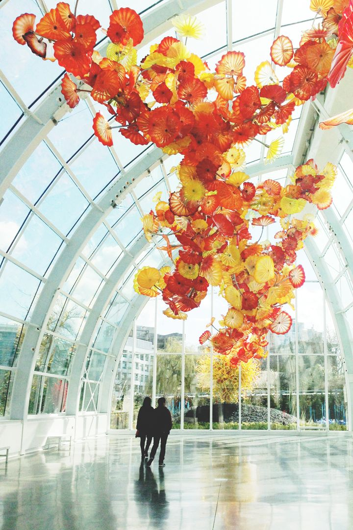 seattle chihuly | observant nomad