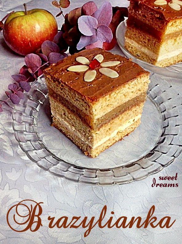 Ciasto Brazylianka