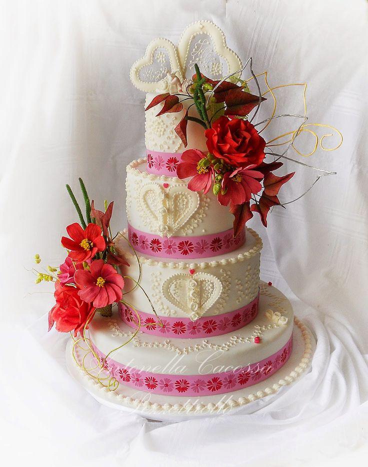 Le Torte di Pezzettiello e non solo...: 1 Premio alla fiera del Cake Design di Cocconato
