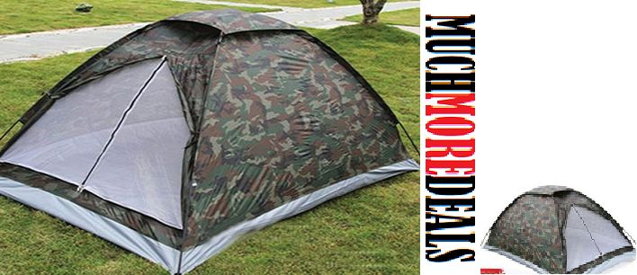 $29.00 For A 2 Person Camping Tent (Value $59.00)