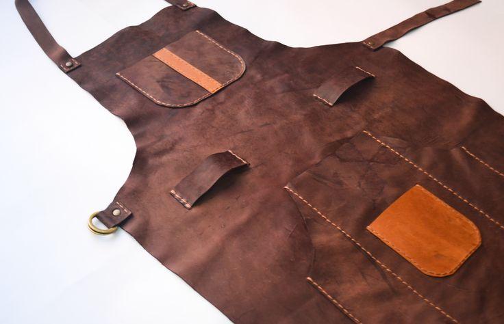 Leather Apron!. By Adriana Herrera www.behance.net/adrianaherrera