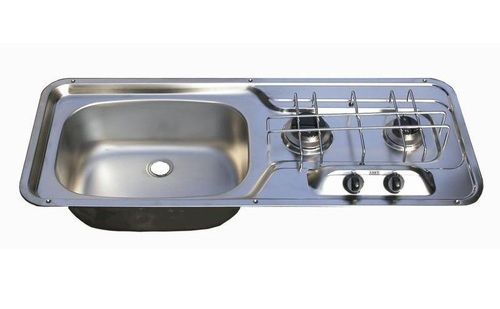 The MO0911 has all the great features of SMEV's other cooktops, but without the glass lid. It's compact design makes it perfect for a van, a tear drop trailer and other small trailers.