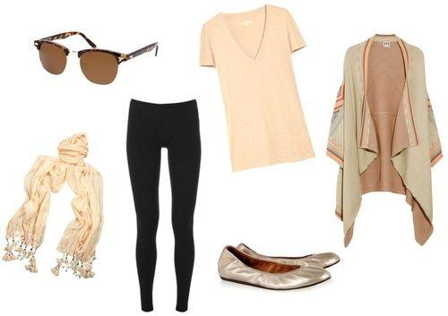 Travel Clothes Set By Beautylovin.com