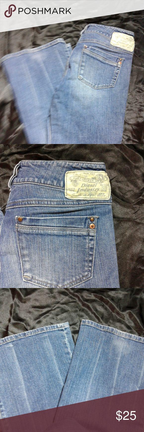 Diesel Ronhar Women Jeans Size 28 Diesel Jeans Size 29.  30 length Diesel Jeans