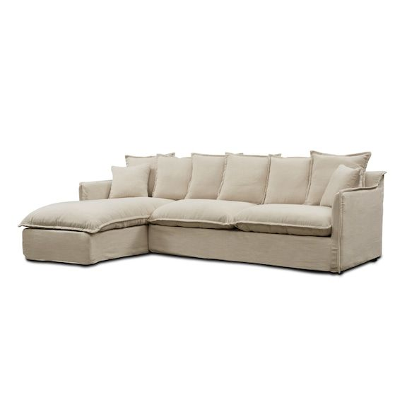 Reid 2 Piece Sectional With Chaise Value City Furniture And Mattresses Furniture White Furniture Living Room