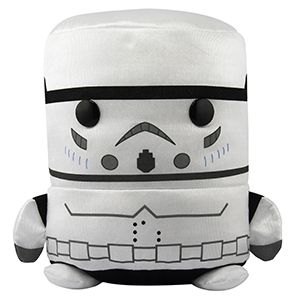 Storm Trooper Plush Toys Inspired by Disney's epic space opera, Star Wars