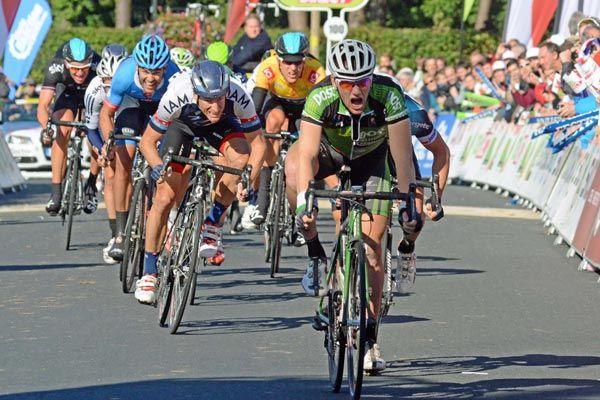 Sam Bennett, ganador 5ª etapa Tour of Britain'2013 !