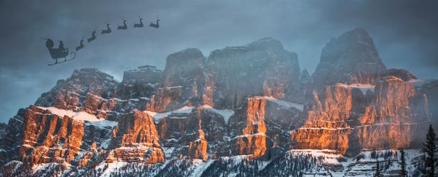 Christmas in Banff: Spectacular & Affordable! Dreaming of a White Christmas? Open your eyes and behold the winter wonderland of Banff.