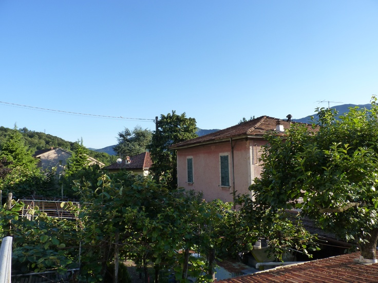 View from Casa Tre Sole.