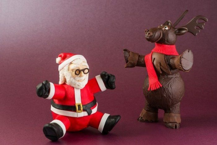 Al #colloquio #di selezione con Babbo Natale (senza social network) #lavoro