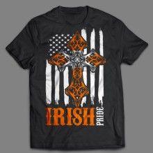 IRISH PRIDE T-SHIRT
