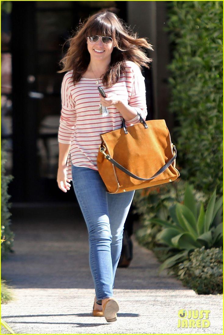 Celeb Diary: Sophia Bush @ Andy Lecompte hair salon in Los Angeles