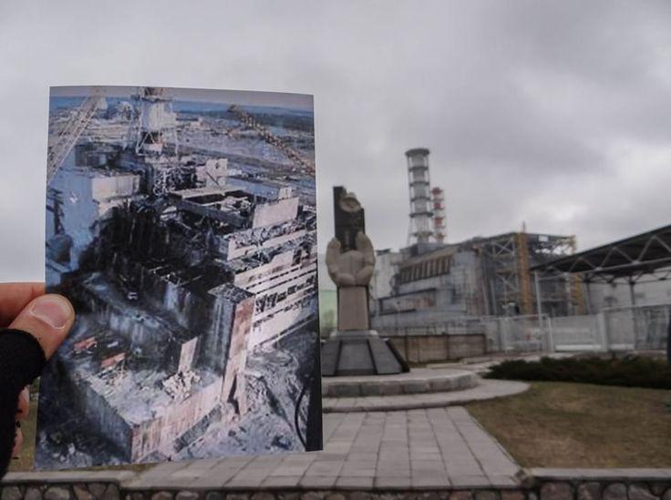 Tchernobyl, trente ans après