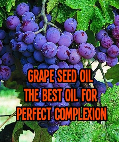 * Grapeseed Oil For Better Skin Collagen Wondering what grapeseed oil can do? Here are just a few of the things it's good for: Fight Aging Fine lines