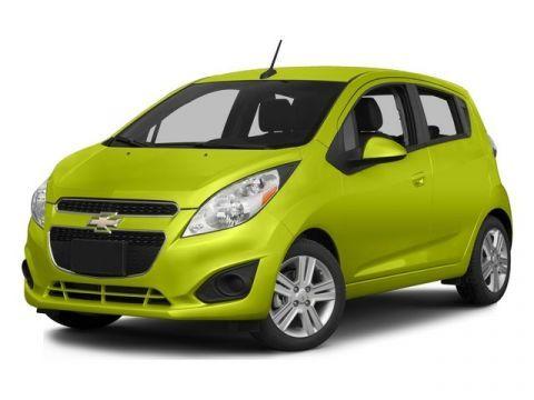 Used Chevrolet Spark LT