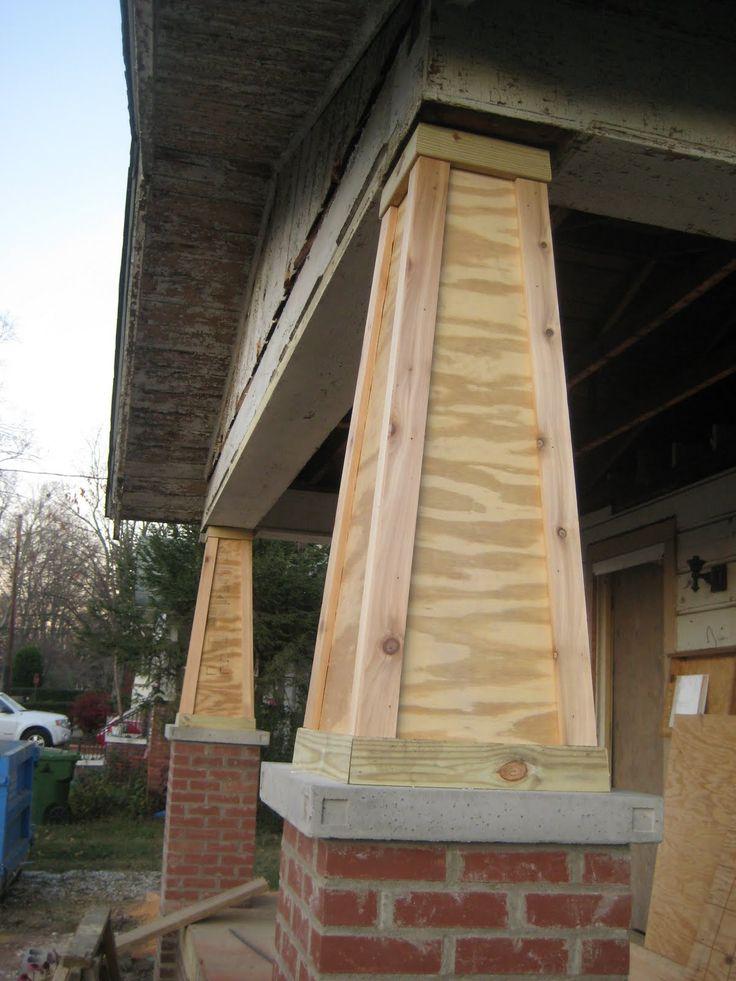 Modern Columns best 25+ interior columns ideas on pinterest | columns, wood
