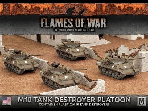 Unboxing - GMC 2-1/2 Ton Truck For Flames Of War By Battlefront ...
