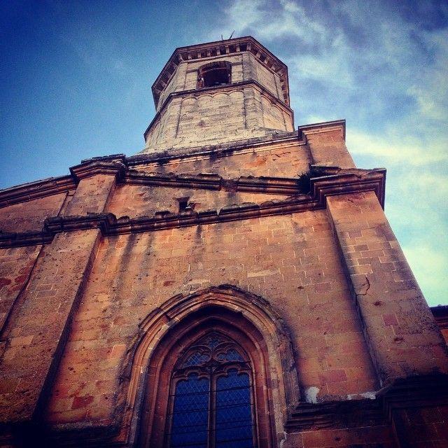 Campanile del Duomo - Pienza | #siena #valdorcia #toscana #italia #tuscany #italy
