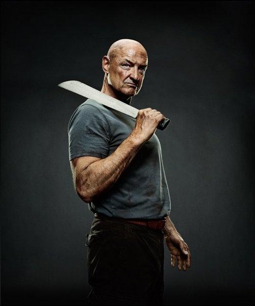 John Locke | Lost - 4 8 15 16 23 42 - | Pinterest