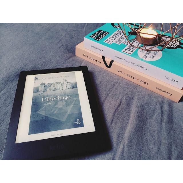 Blog - The New Blacck - L'Héritage - Katherine Webb - livre - lecture