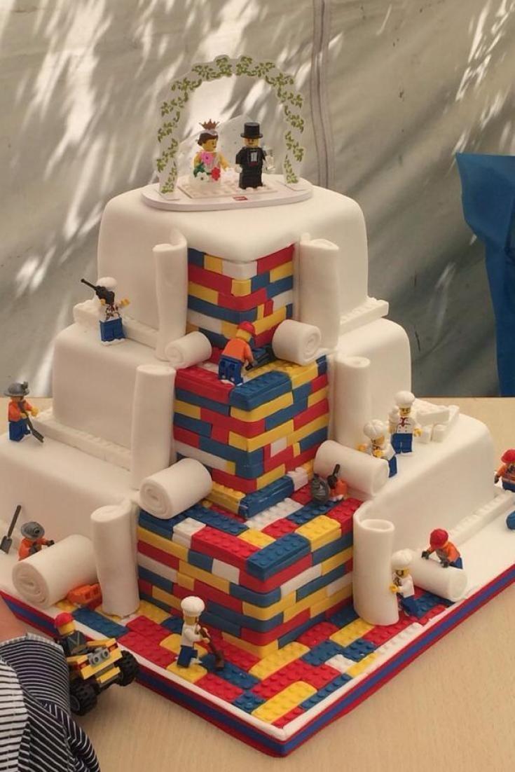 Best CakeArt Lego Images On Pinterest Lego Cake Lego And - Amazing edible lego chocolate stuff dreams made