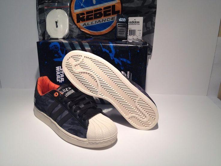 Adidas Superstar II Star Wars