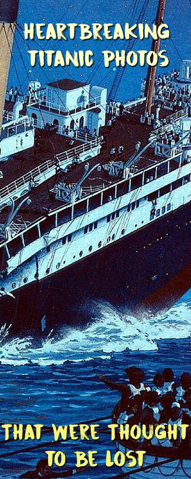 What film could ever be more tragic than Titanic? You have probably memorized every detail about the movie but check out these facts you didn't know existed that weren't shown in the big screen.
