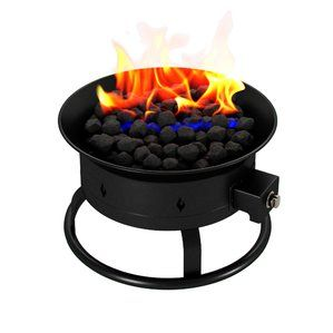 Browsing For Camp Mate 58000 BTU Portable Propane Fire Pit