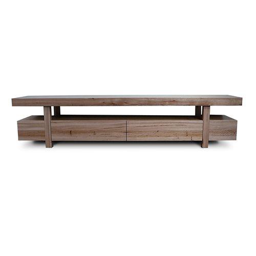 Bondi TV Unit 2200 Tasmanian Oak - living elements
