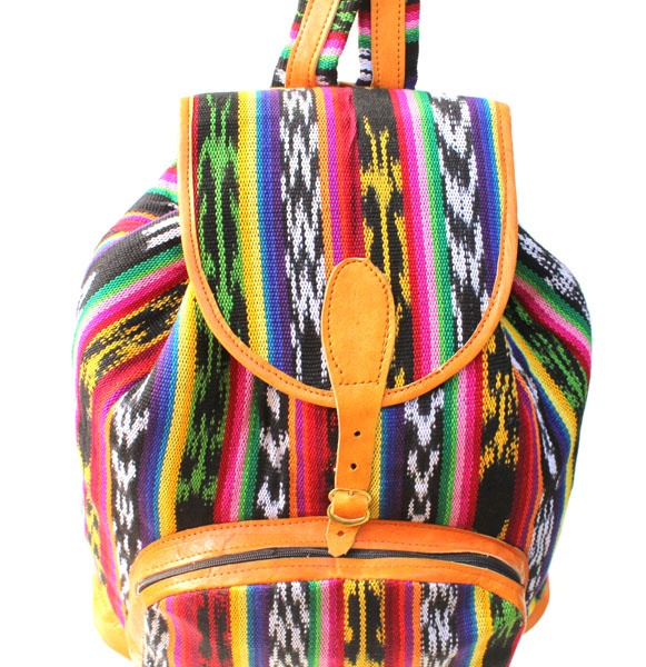 Bright Tribal Backpack!  Luv this!!!!!!!!!!!