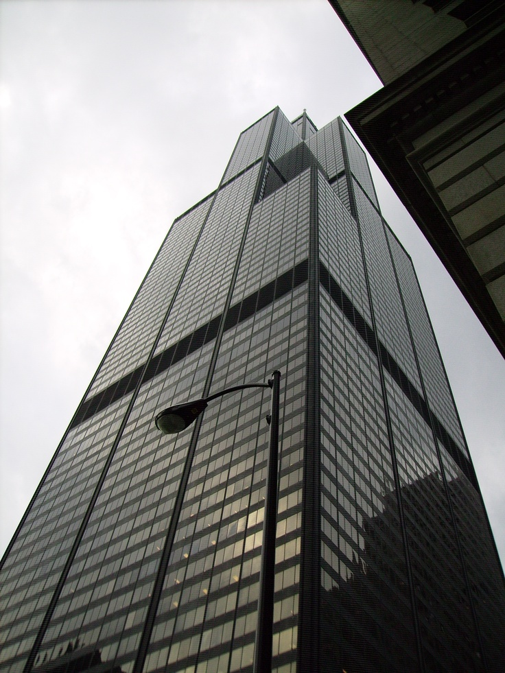 17 best images about sears tower on pinterest chicago for 103 floor skyscraper the sears tower in chicago