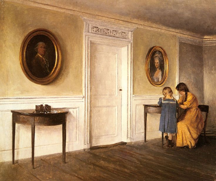 Two of the Artist's Daughters at Liselund, Peter Ilsted https://www.passionforpaintings.com/en/art-gallery/peter-ilsted-painter/two-of-the-artist-s-daughters-at-liselund-oil-painting-reproduction