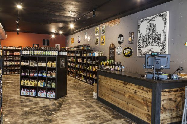 Craft Beer Cellar Checkout