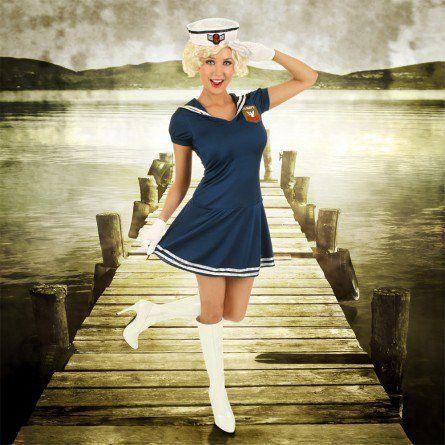 US Navy Sailor Costume