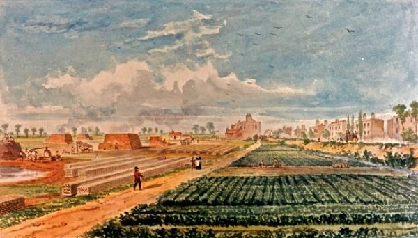Kingsland Road, c. 1800
