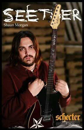 Shaun Morgan- Seether