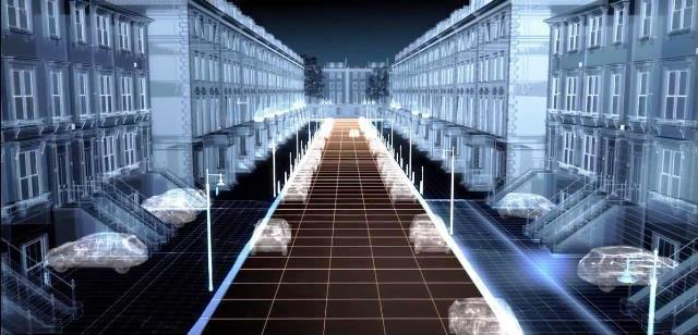 Nissans Vision von der Ladestation der Zukunft (Video)