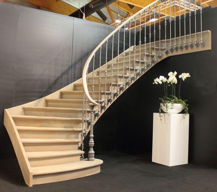 25 beste idee n over smeedijzeren trappen op pinterest ijzeren trap en smeedijzeren leuningen - Idee voor trappen ...