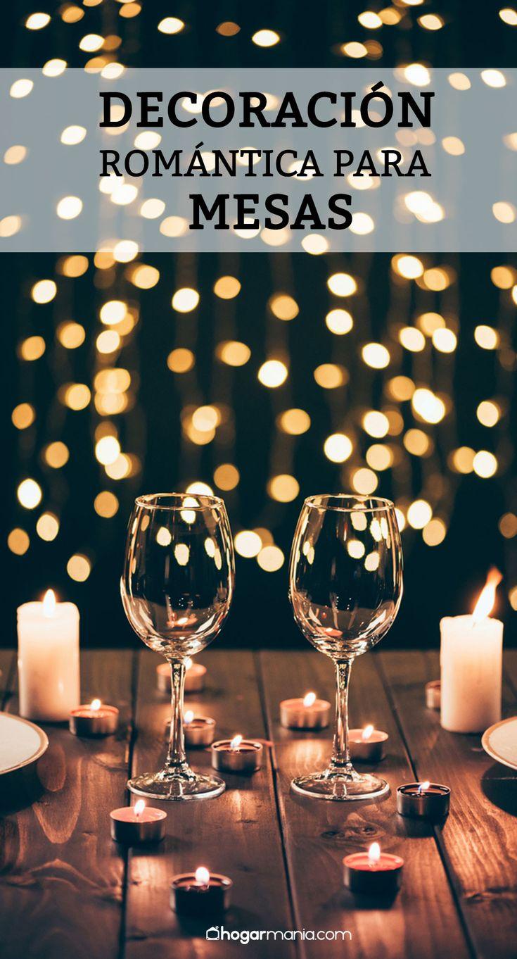 ¿Vais a celebrar San Valentín con una buena cena o comida? Os damos algunas ideas sobre la decoración romántica para mesas.  #decoracion #romantica #comida #cena #sanvalentin #amor #parejas #love #mesas Romantic Dinner Setting, Romantic Dinners, Dinner For Two, Dinner Sets, Ideas Aniversario, Sleepover Birthday Parties, Small House Interior Design, Bf Gifts, Anniversary Dinner