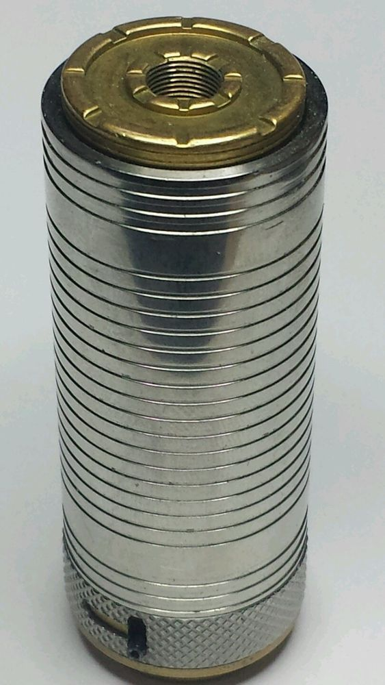 CRONUS mechanical vape mod. Battery not included. New unused. Product is new and unused but may have slight scratches OR cosmetic imperfections. Sold as is.   eBay!