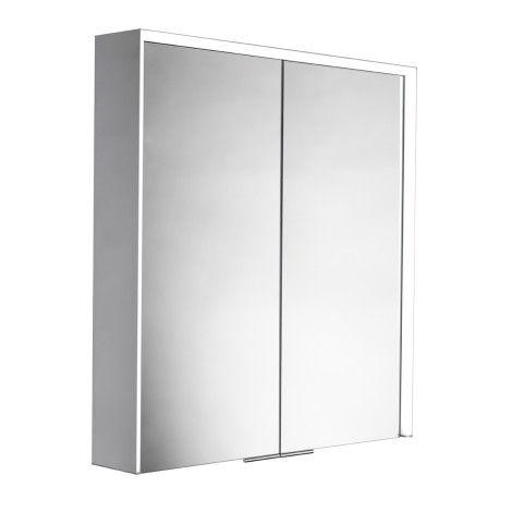 Bluetooth Bathroom Cabinet - Compose Illuminated Bathroom Cabinet