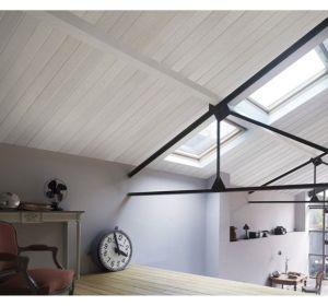 Vous avez choisi le lambris PVC pour votre plafond de salle de bain ou votre chambre? Voici les types de pose: clips, collage, tasseaux.