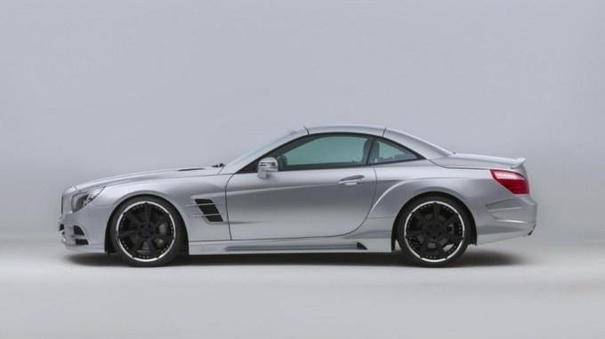 2013 Mercedes SL500 by Lorinser